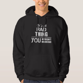 Rad Sweatshirts Avec Capuche