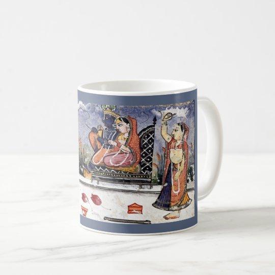 Radha, Krsna - Krishna - musique indienne du monde Mug
