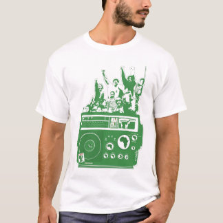 Radio d'AM T-shirt