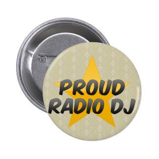 Radio fière DJ Badge