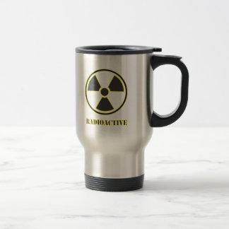 Radioactive.ai Mug De Voyage En Acier Inoxydable