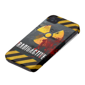 RADIOACTIVE COQUES Case-Mate iPhone 4