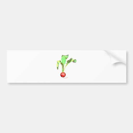 Radis small radish adhésifs pour voiture