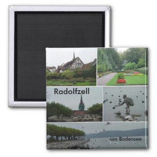 Radolfzell, Radolfzell, AM Bodensee Magnet Carré
