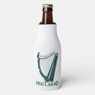 Rafraichisseur De Bouteilles Conception d'harpe de l'Irlande, harpe irlandaise