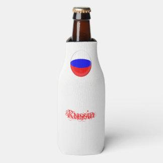 Rafraichisseur De Bouteilles Drapeau de Russe de la Russie
