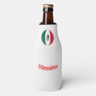 Rafraichisseur De Bouteilles Drapeau mexicain du Mexique