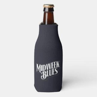 Rafraichisseur De Bouteilles Porte-bouteilles de bleus de milieu de la semaine