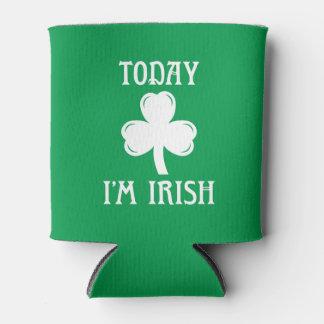 Rafraichisseur De Cannettes Aujourd'hui je suis Irlandais Koozie