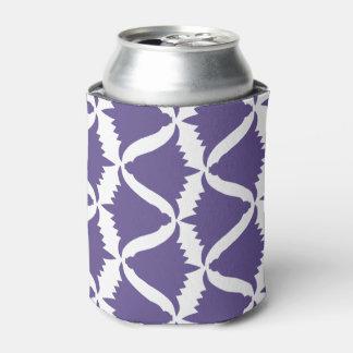 Rafraichisseur De Cannettes Campanule pourpre ultra-violette de pré de fleur