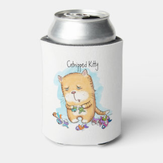 Rafraichisseur De Cannettes Catnipped Kitty