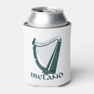 Rafraichisseur De Cannettes Conception d'harpe de l'Irlande, harpe irlandaise