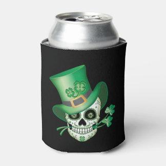 Rafraichisseur De Cannettes Crâne irlandais de sucre