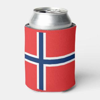 Rafraichisseur De Cannettes Drapeau de la Norvège