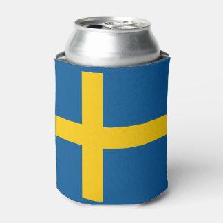 Rafraichisseur De Cannettes Drapeau de la Suède