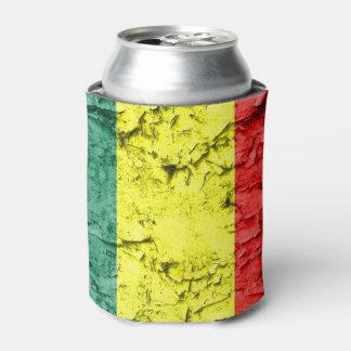 Rafraichisseur De Cannettes Drapeau vintage de reggae