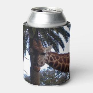 Rafraichisseur De Cannettes Giraffe_Lookout, _Stubby_Can_Bottle_Cooler_Holder