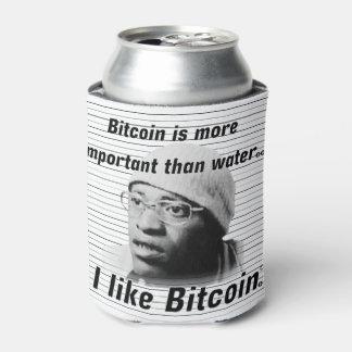 Rafraichisseur De Cannettes Guerrier de Bitcoin