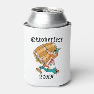 Rafraichisseur De Cannettes Homme d'Oktoberfest avec le barillet