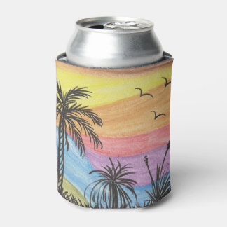 Rafraichisseur De Cannettes Inspiration de plage