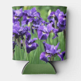 Rafraichisseur De Cannettes Iris sibérien violet, le frère de César