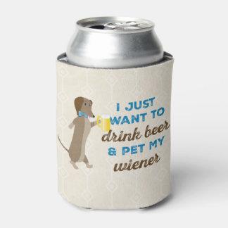Rafraichisseur De Cannettes Je veux juste boire de la bière et choyer ma