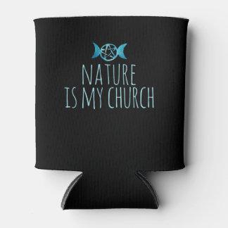 Rafraichisseur De Cannettes La nature est mon église