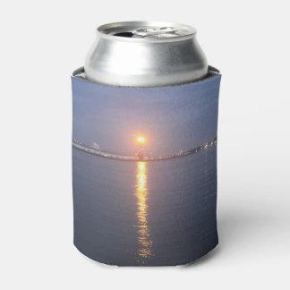 Rafraichisseur De Cannettes Le lever de soleil du fleuve Mississippi peut