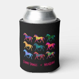 Rafraichisseur De Cannettes Le motif génial WildHerdz de colt de poneys peut