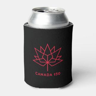 Rafraichisseur De Cannettes Logo de fonctionnaire du Canada 150 - noir et
