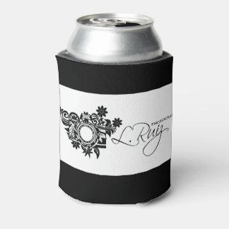 Rafraichisseur De Cannettes LRUIZ noir et blanc de Coozie