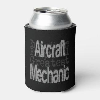 Rafraichisseur De Cannettes Mécanicien d'aviation Extraordinaire