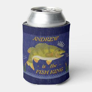 Rafraichisseur De Cannettes Nom de pêcheurs à la ligne de coutume du roi | de