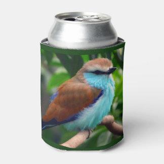 Rafraichisseur De Cannettes Oiseau coloré
