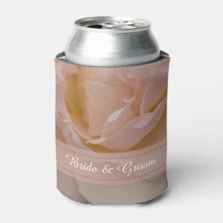 Rafraichisseur De Cannettes Pâlissez - les faveurs florales de mariage de rose