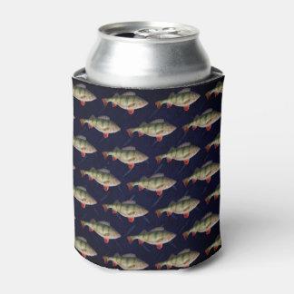 Rafraichisseur De Cannettes Perche pêchant le support bleu de canette de bière