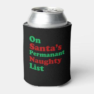 Rafraichisseur De Cannettes Sur Noël vilain permanent de la liste de Père Noël