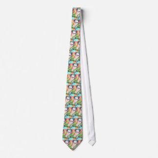 Rage stoppée cravates