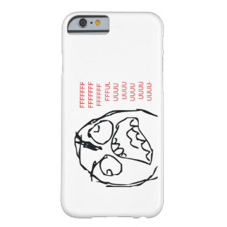Rage Troll Coque iPhone 6 Barely There