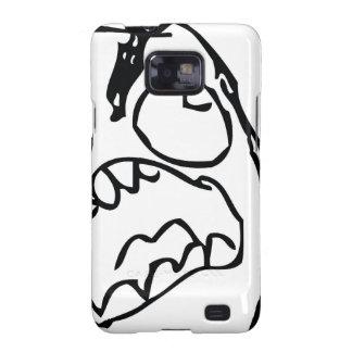 Rage Troll Coque Pour Galaxy SII De Samsung