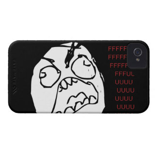 Rage Troll Coques iPhone 4 Case-Mate