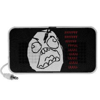 Rage Troll Haut-parleurs PC