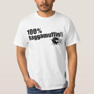 Raggamuffin 100% nécessaire de mutilation ! t-shirt