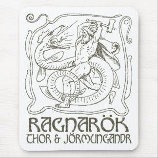 Ragnarök Tapis De Souris