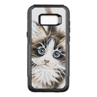 Ragondin mignon Kitty du Maine Coque Samsung Galaxy S8+ Par OtterBox Commuter