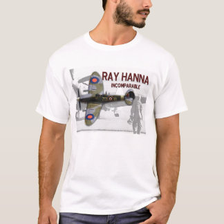 Raie Hanna - incomparable T-shirt