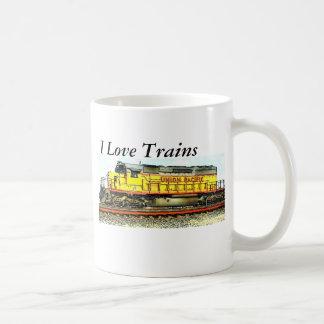 Railroadiana Mug