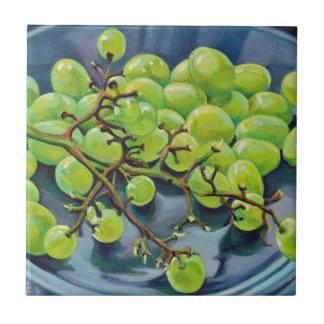 Raisins blancs carreau
