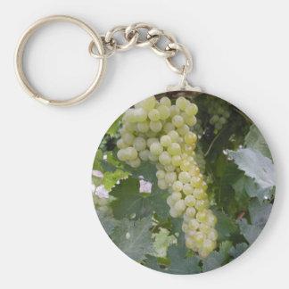 Raisins verts porte-clés
