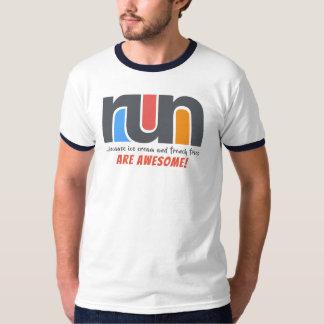 Raison de courir le T-shirt #623